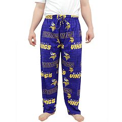 Men's Minnesota Vikings Midfield Pajama Pants