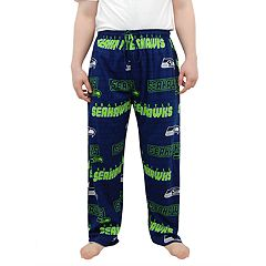 Men's Seattle Seahawks Midfield Pajama Pants