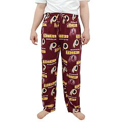 Men's Washington Redskins Midfield Pajama Pants