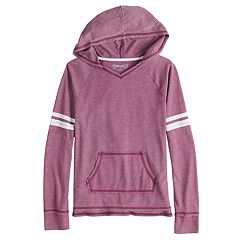 Girls 7-16 Mudd® Varsity Hoodie