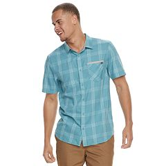 Men's Vans Prapper Plaid Button-Down Shirt
