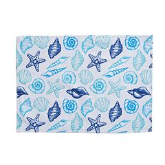 Mainstreet Pattern Seashell Placemat