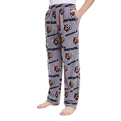 Men's Cincinnati Bengals Achieve Fleece Pajama Pants