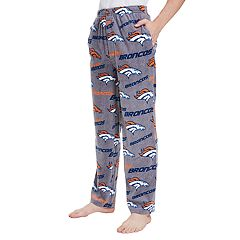 Men's Denver Broncos Achieve Fleece Pajama Pants