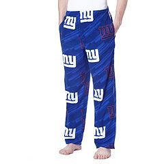 Men's New York Giants Achieve Fleece Lounge Pants