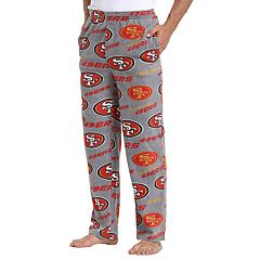 Men's San Francisco 49ers Achieve Fleece Pajama Pants