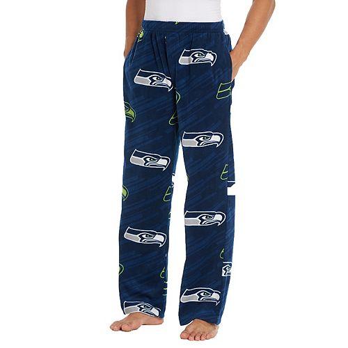 5d57243e Men's Seattle Seahawks Achieve Fleece Lounge Pants
