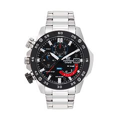 Casio Men's EDIFICE Stainless Steel Chronograph Watch - EFR558D-1A