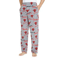 Men's Chicago Bulls Achieve Fleece Pants