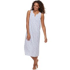 Women's Croft & Barrow® Long Nightgown
