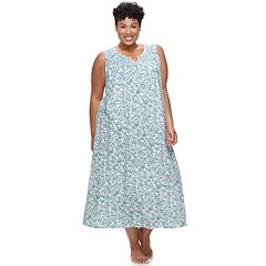 Plus Size Croft & Barrow® Long Nightgown