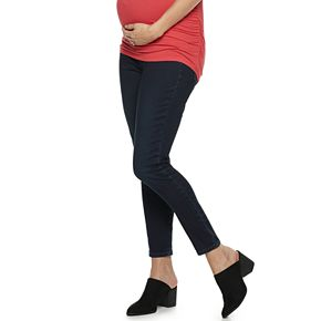 Maternity a:glow Full Belly Panel Jegging