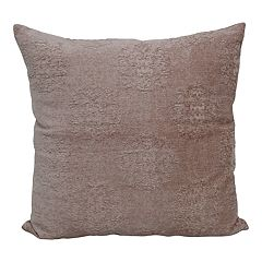 Camelot Chenille Medallion Throw Pillow