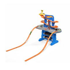 Hot Wheels Road Rally Raceway Deluxe by Step2