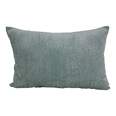 Camelot Chenille Medallion Oblong Throw Pillow