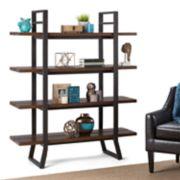 Simpli Home Adler Bookcase