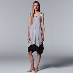 Women's Simply Vera Vera Wang Colorblock Chemise