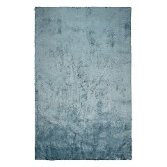 Rizzy Home Calgary Transitional Solid Shag Rug