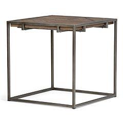 Simpli Home Avery End Table