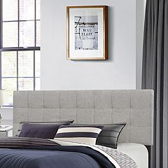 Hillsdale Furniture Delaney King Headboard with Frame
