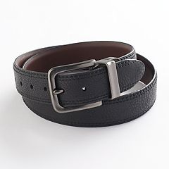 Boys 4-20 Levi's Reversible Stretch Belt
