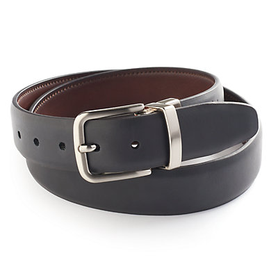 Boys 4-20 Chaps Stretch Reversible Belt