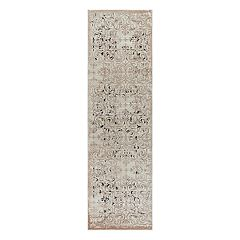 Rizzy Home Panache Transitional Medallion Geometric Rug