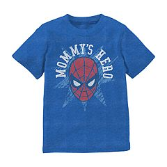 Baby Boy Jumping Beans® Spider-Man Mommy's Hero Tee