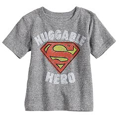 Baby Boy Jumping Beans® Superman Huggable Tee