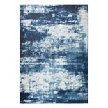 Rizzy Home Panache Contemporary Abstract Solid Rug