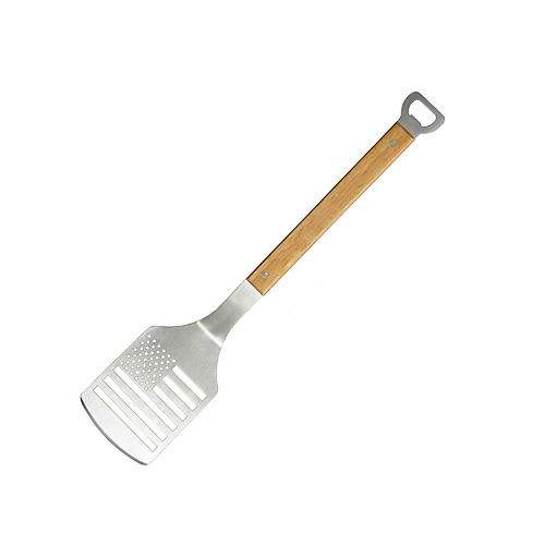 Natico Stainless Steel American Flag Spatula