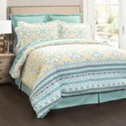 Lush Decor Carlene Comforter Set