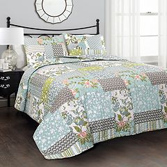 Lush Decor Roesser Quilt Set