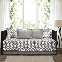 Lush Decor Edward Trellis 6-piece Daybed Set