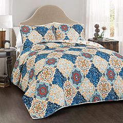 Lush Decor Brooke Quilt Set