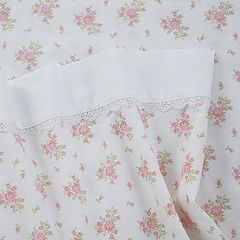 Martex Rose Garden Lace Sheet Set