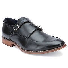 Xray Intimo Men's Monk Strap Dress Shoes