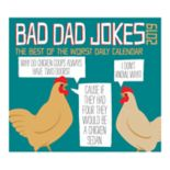 Bad Dad Jokes 2019 Desk Calendar
