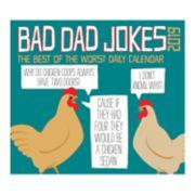 Bad Dad Jokes 2019 Desk Calendar