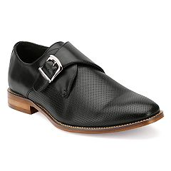 Xray Larghetto Men's Monk Strap Dress Shoes