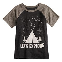 Boys 4-10 Jumping Beans® 'Let's Explore' Graphic Tee