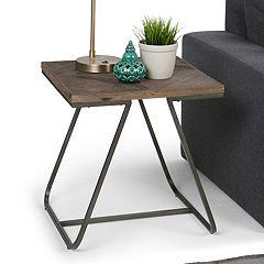 Simpli Home Hailey End Table