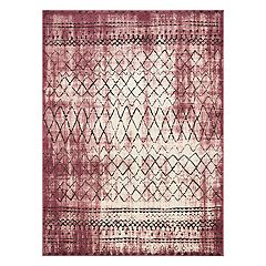 United Weavers Weathered Treasures Lucid Geometric Rug