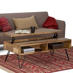 Simpli Home Hunter Coffee Table