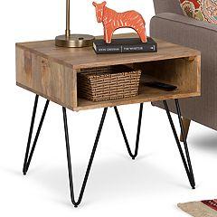 Simpli Home Hunter End Table