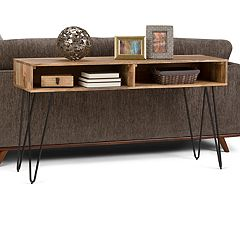 Simpli Home Hunter Console Table