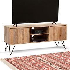 Simpli Home Hunter TV Stand