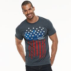 Men's Rock & Republic American Flag Tee