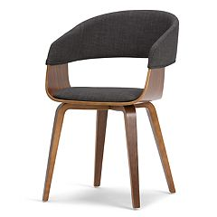 Simpli Home Lowell Bentwood Dining Chair