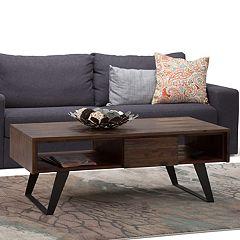 Simpli Home Lowry Coffee Table